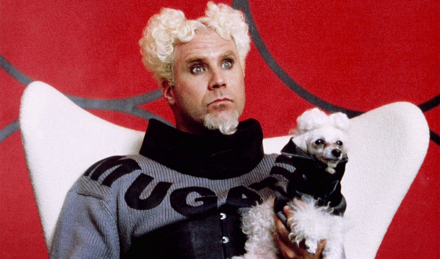 Will Farrell as Mugatu in Zoolander
